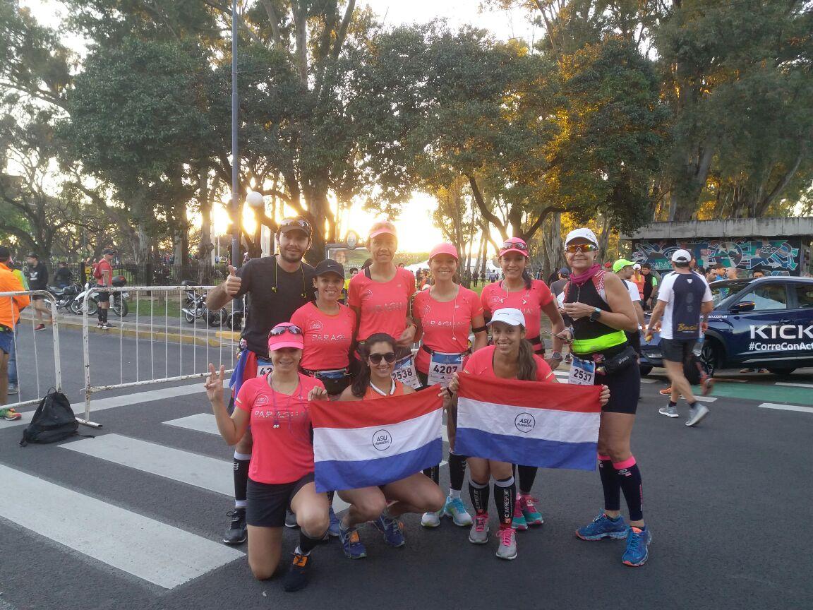 Maratón Buenos Aires