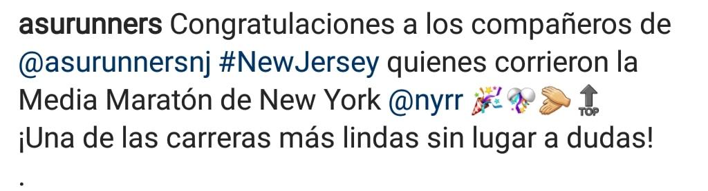 Corrida New York