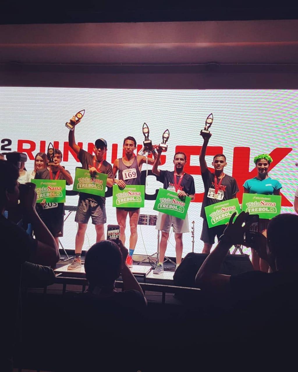 Running Music 5k 2018